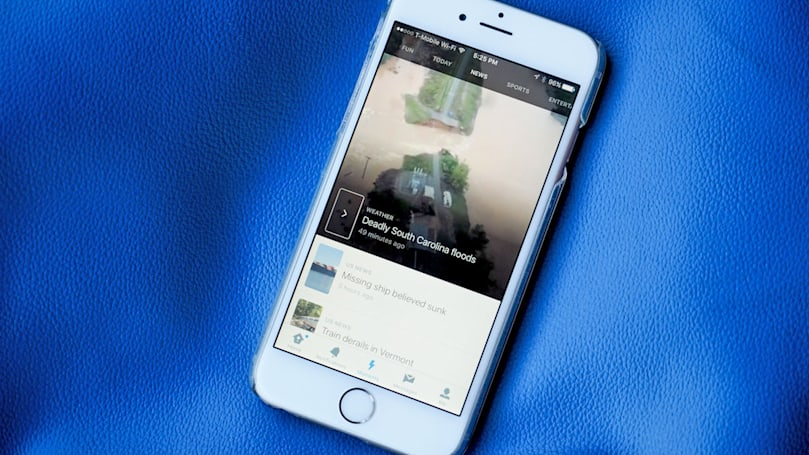 Twitter for iPhone is now classified as a news app