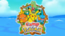 Camp Pokemon collects pins and stickers on iOS