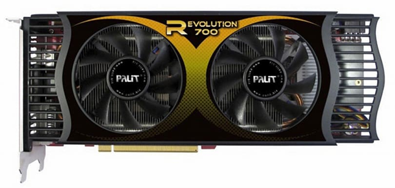 Palit's Radeon HD 4870 X2 has preposterous clock speeds, marketing hype