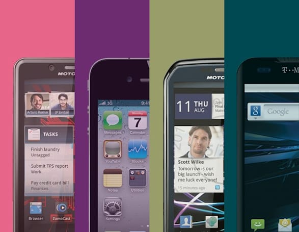 Engadget's smartphone buyer's guide: fall 2011 edition