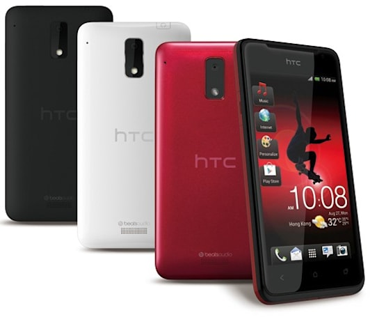 HTC's waterproof, WiMAX-capable J handset now available in Hong Kong and Taiwan