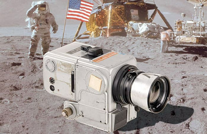 Vienna gallery to auction off alleged Apollo 15 camera used on the lunar surface