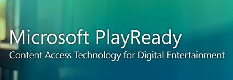 Sony licenses Microsoft's PlayReady DRM