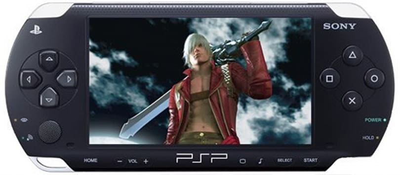 Capcom.co.jp lists Devil May Cry for PSP [Update]
