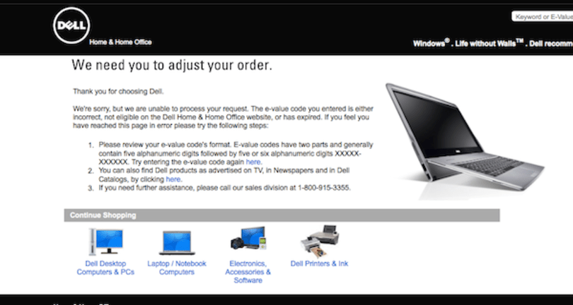 Dell Adamo XPS order page falls off Dell.com, discontinued for life?