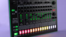 Engadget giveaway: win an AIRA TR-8 Rhythm Performer courtesy of Roland!