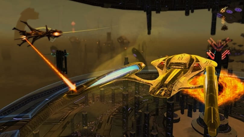 Star Trek Online previews the new Undine battlezone in Season 9