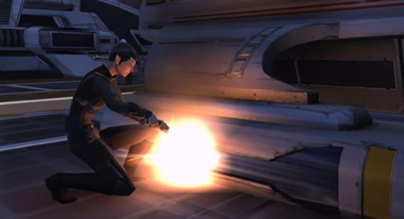 Star Trek Online's Delta Rising arrives October 14th