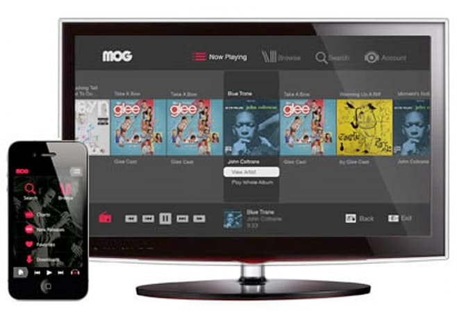MOG Fusion to bring premium music service to cars, or so MOG hopes