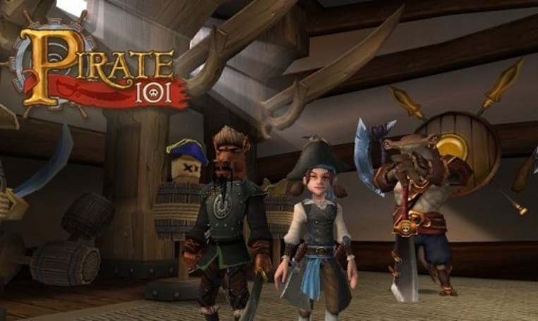 Wizard101 creator announces new game: Pirate101