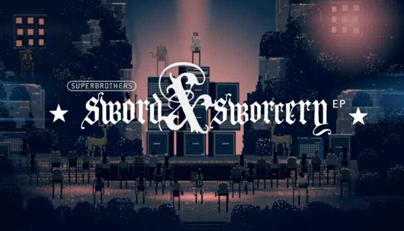 PSA: Superbrothers Sword & Sworcery EP on Steam today, 25% off
