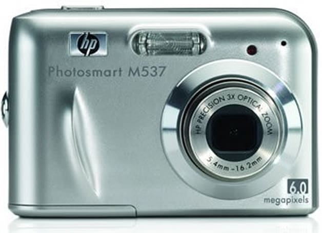 HP's Photosmart M537 and M437 low-end shooters