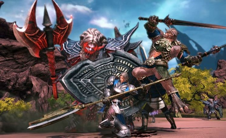 TERA hits the #1 spot for Amazon downloads