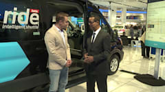 Video: Interview with Ford VP of Research Ken Washington
