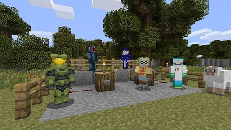 Minecraft overtakes Modern Warfare 3 for most played on Xbox Live