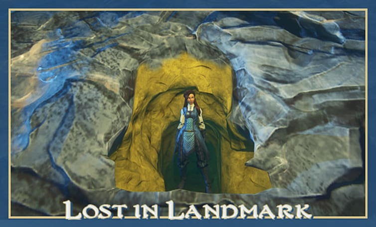 The Stream Team: Spelunking in the second stage of Landmark's beta starter experience