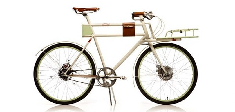Faraday Porteur concept e-bike becomes a reality, launches pre-sale on Kickstarter (video)