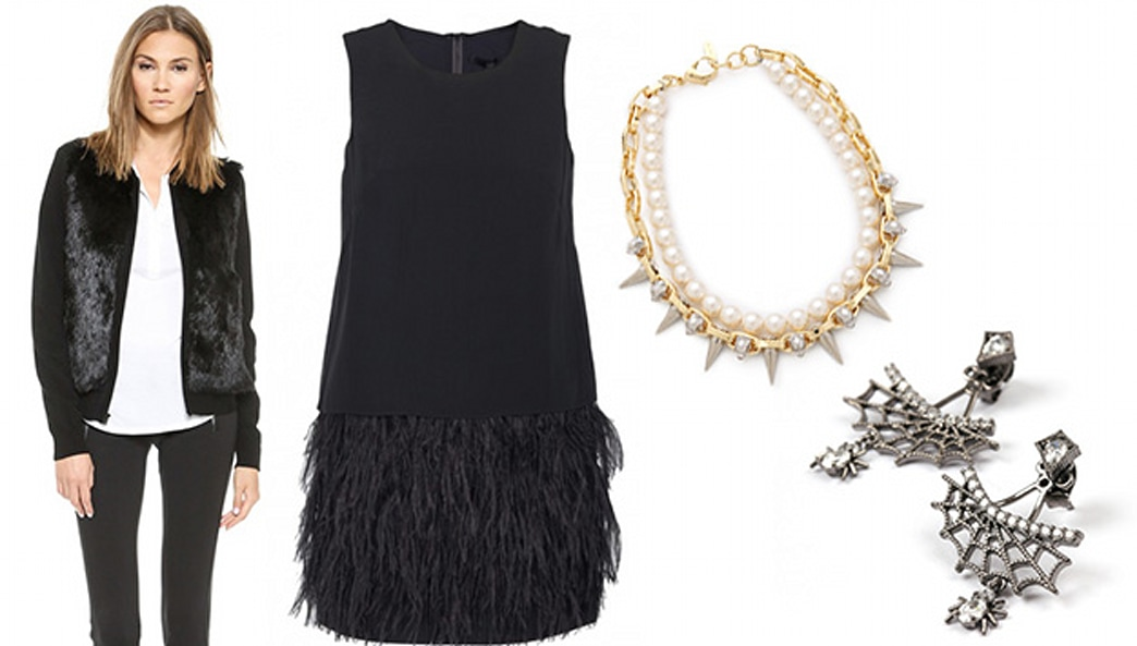 Spooky-chic clothes and accessories perfect for your Halloween costume