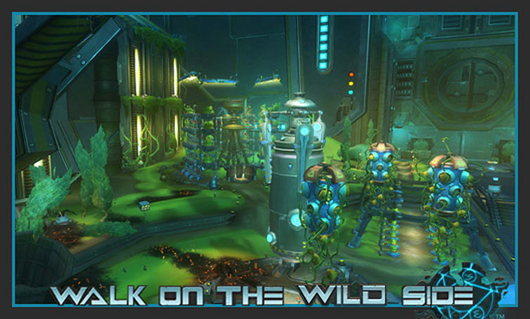 The Stream Team:  Where the WildStar veggies are