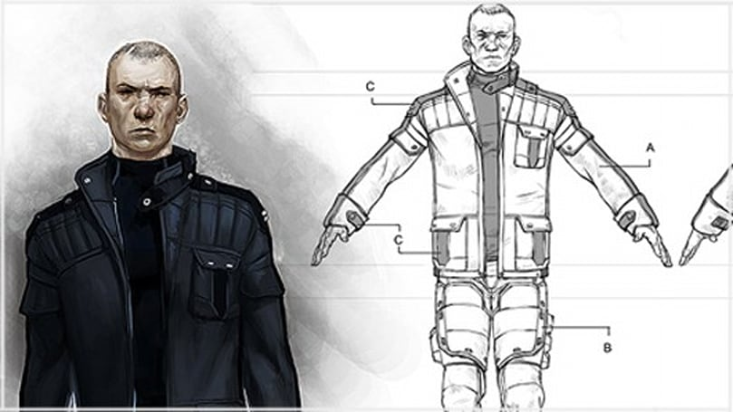 EVE Online developers discuss the depths of character design