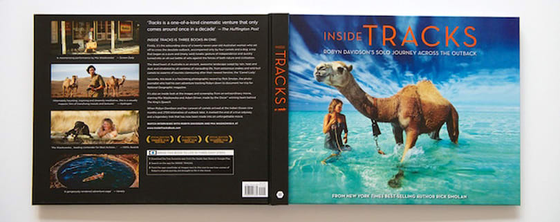 INSIDE TRACKS: A stunning smartphone-enabled coffee table book (Updated)