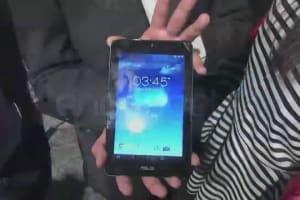 ASUS MeMo Pad HD 7 Hands-On