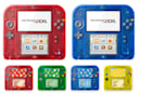 Japan gets Nintendo's 2DS in limited-edition 'Pokémon' colors