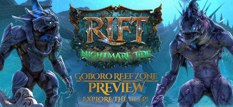 RIFT previews Nightmare Tide's Goboro Reef