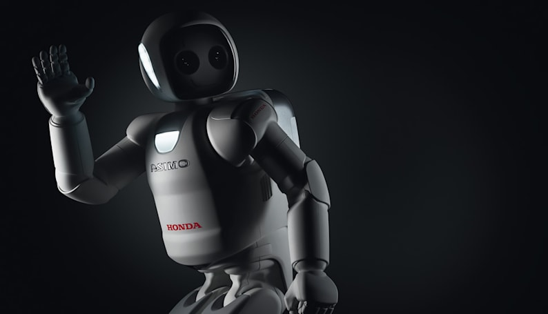Honda's upgraded ASIMO robot is faster and smarter but still won't scare Sarah Connor