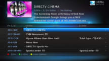 DirecTV's latest HD interface comes to the five tuner HR34 DVR