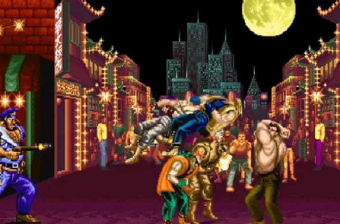 The Ballad of Mike Haggar is truly epic
