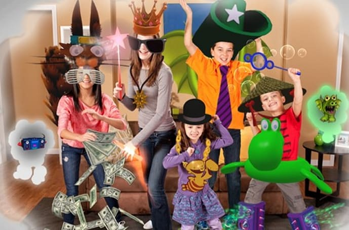 PSA: Kinect Party available now, free for two weeks