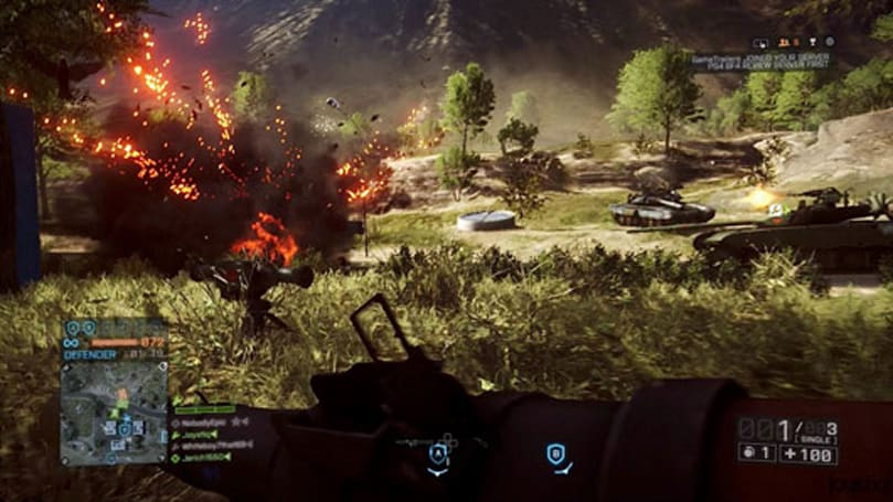 Rentable Battlefield 4 servers on the way for consoles