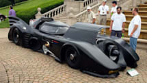 World's only turbine-powered Batmobile up for sale on eBay, recession hits Bruce Wayne, too