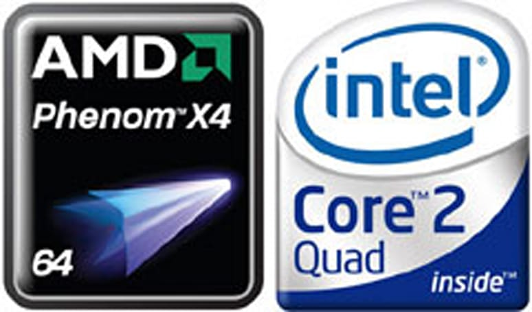 AMD's Phenom X4 9850 gets pitted against Intel's Core 2 Quad Q9300