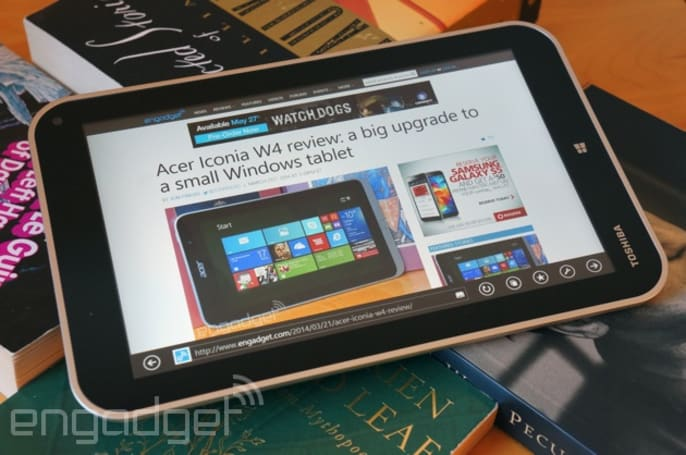 Internet Explorer test release lets you peek at the browser's long-term future