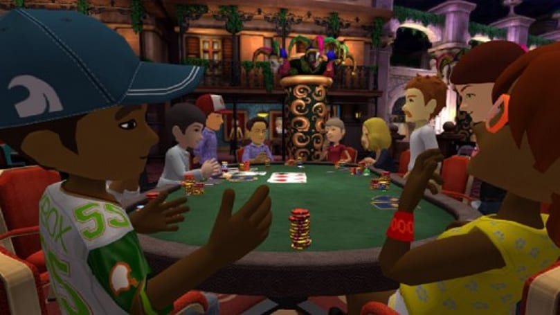 World Series of Poker: Full House Pro coming to XBLA, Windows 8
