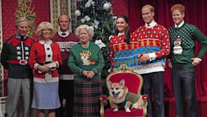 Royal Family Sports Ugly Christmas Sweaters