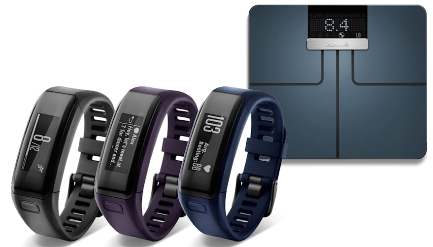 Garmin launches a new smart scale and fitness tracker