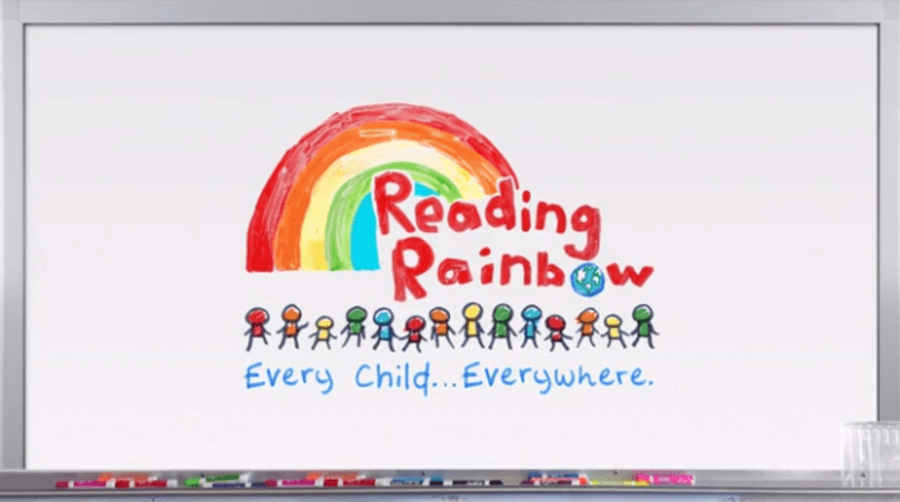 $5.4M pot of gold at the end of Reading Rainbow Kickstarter