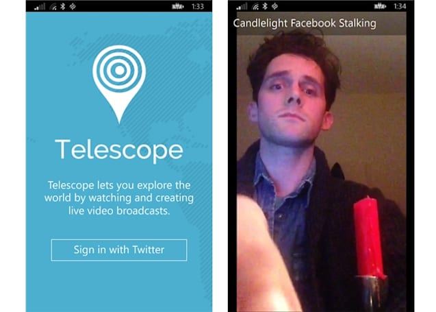 Watch Periscope livestreams on Windows Phone with unofficial app