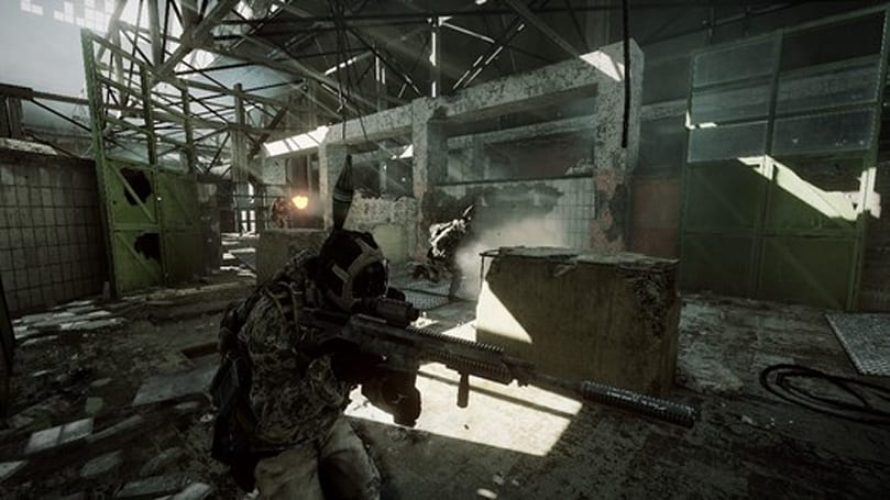 EA CFO suggests 'new Battlefield' running on PS4