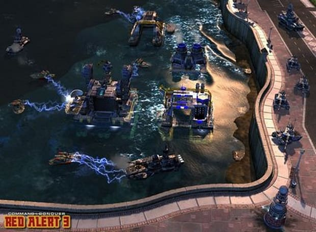EA spills further details on Red Alert 3