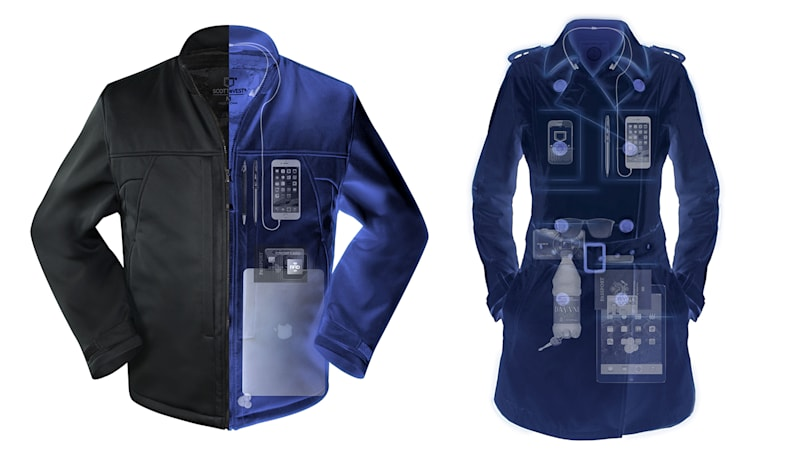 Engadget giveaway: Win $600 worth of SCOTTeVEST tech wear!