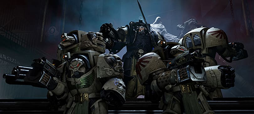 Space Hulk: Deathwing screenshots make ugly look good