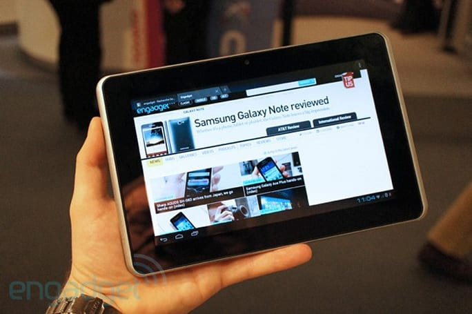 Polaroid Spectrum tablet family hands-on
