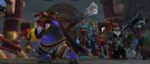 What will raiding be like in Warlords?