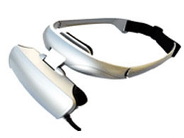 22Moo unveils HMD800 head mounted display