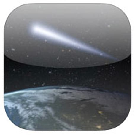 The Comet ISON app will help you find and travel along with our space visitor