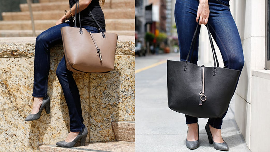 Double down: 2 totes for the price of 1